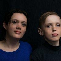 Семейный портрет. :: Алексей le6681 Соколов