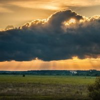 Чёрные тучи бродят по небу .... :: Va-Dim ...