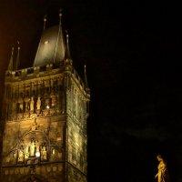 ночная Прага :: Елена