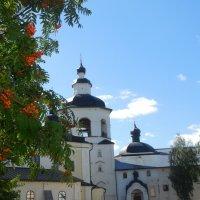В Кирилло- Белозерском монастыре :: Надежда