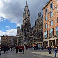 München :: Galina Dzubina