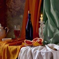 Глоток вина. :: Оксана Евкодимова