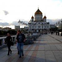 Храм  Христа  Спасителя :: ГераскинВадимГеоргиевич