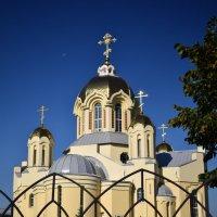 Храм Пророка Илии :: Елена Иванова