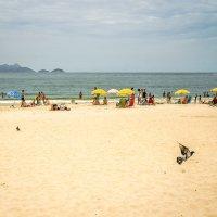 Пляж Копакабана :: Анна Удалова