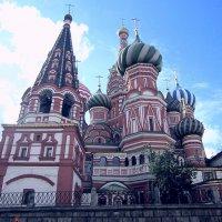 Собор Василия Блаженного :: Дмитрий Никитин