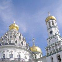 Ново-Иерусалимский монастырь храм Воскресения Христова :: Анна Воробьева