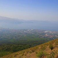 Вид с вулкана Везувий :: skijumper Иванов