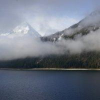 Озеро в Альпах :: IURII