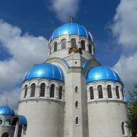 Храм Живоначальной Троицы. :: Aleksandr