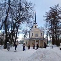 Знаменская церковь в Пушкине(относилась к Лицею) :: Елена
