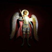 Ангел с мечом :: dindin