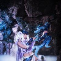 Kindred | League of Legends :: Вилена Романова