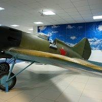 Истребитель И-16 :: san05 -  Александр Савицкий