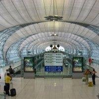 аэропорт Суварнабхуми. Бангкок. :: ИРЭН@ Комарова