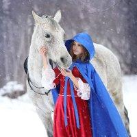 Зимняя сказка :: Ирина Голубятникова