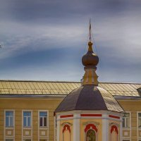 Церковь Пахомия (1753-1755 гг.) :: Александр