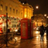 Вечерний Лондон :: Алексей Саломатов