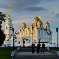 Владимирские соборы :: Olcen Len