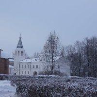 Воротная башня Гостиного двора. :: Татьяна Гусева