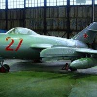МиГ-15 бис :: san05   Александр Савицкий