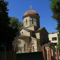 Новый храм.Кисловодск :: Фиклеев Александр