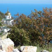 Крымский пейзаж :: Алла Захарова