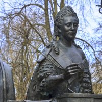Императрица Екатерина II :: Oleg4618 Шутченко