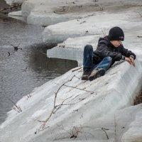 Мальчик на льдине :: Татьяна Золотых