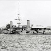 "Italian armoured cruiser ""Varese"". :: Александр"