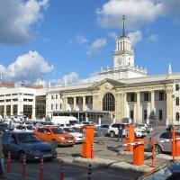Железнодорожный вокзал Краснодара :: Татьяна Смоляниченко