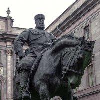 Император Александр III в представлении Паоло Трубецкого. :: Игорь Олегович Кравченко