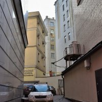 Город без пафоса. :: Владимир Денисов