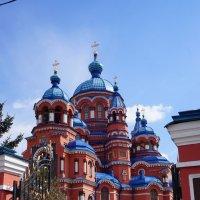 Казанская церковь, Иркутск :: Nikolay Svetin