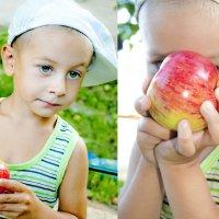 эх яблочко:-)) :: Юлия Коноваленко (Останина)