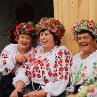 Три девицы.... :: ЕЛЕНА W