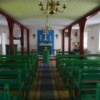 ...и ХРИСТИАНСТВО (Гренландия, поселок Кулусук) :: Олег Неугодников