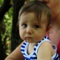 Я такой серьёзный! :: Marina Timoveewa
