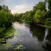 Река Трубеж. Переславль-залесский. :: Ольга Афанасьева