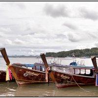 Лодки 1 :: Борис Гольдберг