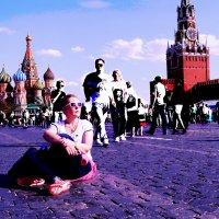 Москва :: Юлия Кулиева
