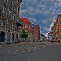 Улочка в Дании :: Валентина Потулова