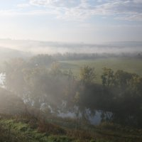 река за туманом :: esadesign Егерев