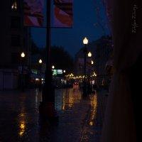 Дождливый Арбат :: Дмитрий Долгов