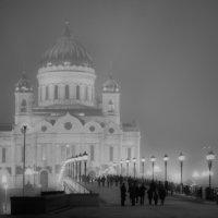 Дорога к Храму :: Алексей Соминский