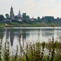 Село Среднеивкино :: Василий Ахатов