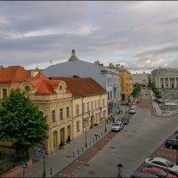 Ратушная площадь   Вильнюса. :: Елена Kазак