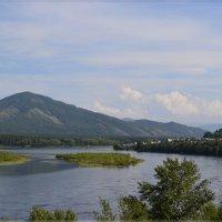 2) Август на реке :: galina tihonova