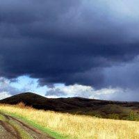 Алтай, дорога от оз.Белое к горе Синюха :: Grishkov S.M.