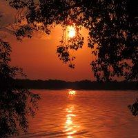 закат :: Люба Вылывана